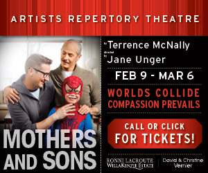 Artist Rep Mothers and Sons