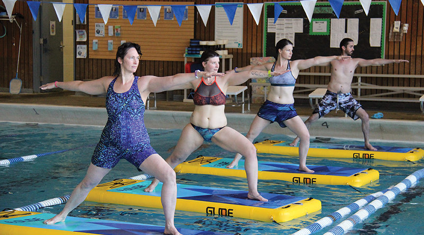 Get Fit On Water Oregon Jewish Life