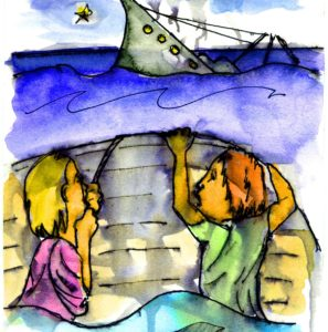 "PLAY: ""Lifeboat"" @ Northwest Children's Theater  