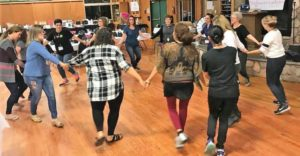 Get Fit Israeli Dance @ Congregation Neveh Shalom | Portland | Oregon | United States