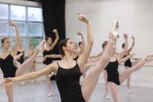 Portland Ballet auditions @ The Portland Ballet Studio