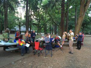 Shabbat in Gabriel Park with Rabbi Hannah & Hazzan Baruch @ Gabriel Park